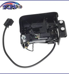 details about new 949 000 air suspension compressor for cadillac escalade tahoe yukon air pump [ 1296 x 1296 Pixel ]