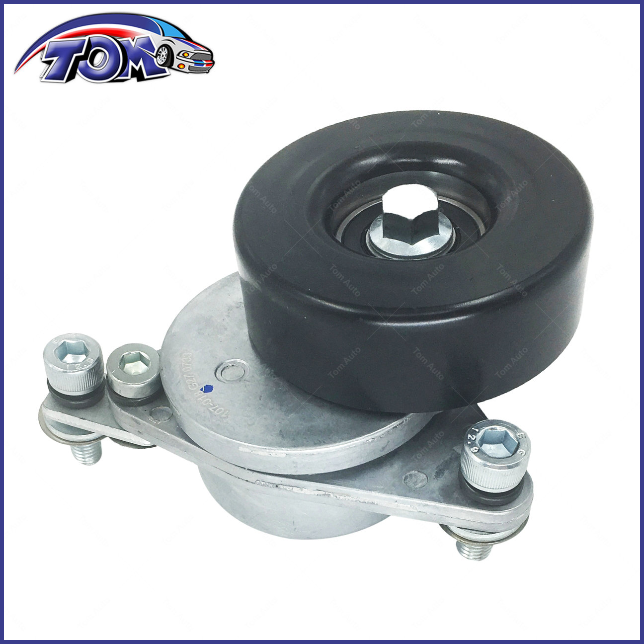 hight resolution of details about new gm 10237275 replacement drive belt tensioner 7 4l 454 w smog pump