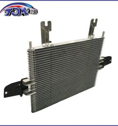 details about transmission oil fluid cooler for ford super duty truck f350 f450 f550 [ 1296 x 1296 Pixel ]