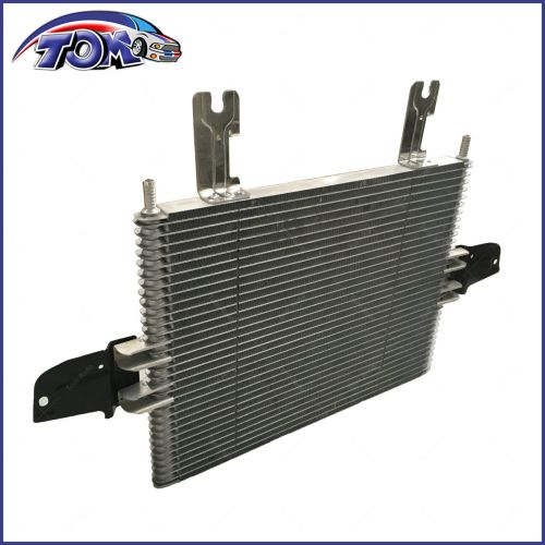 small resolution of details about transmission oil fluid cooler for ford super duty truck f350 f450 f550