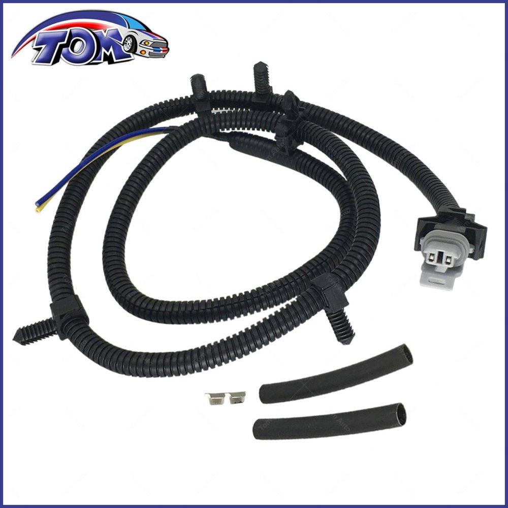 medium resolution of abs wheel speed sensor wiring harness front for impala srx sts power door wiring abs wheel