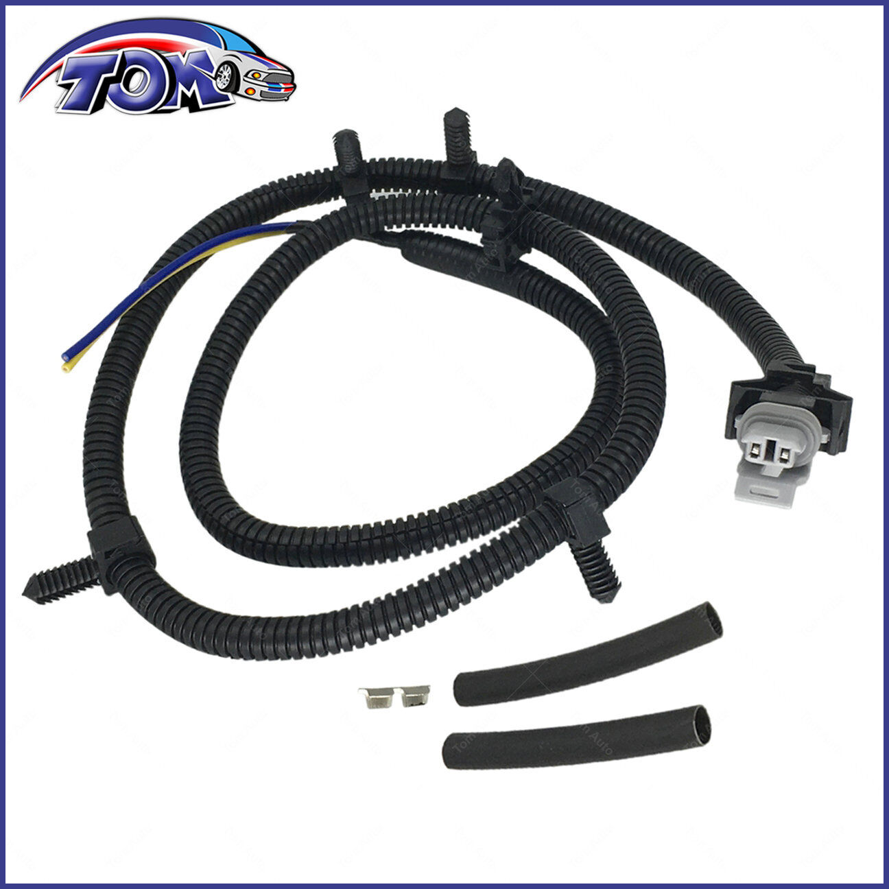 hight resolution of abs wheel speed sensor wiring harness front for impala srx sts power door wiring abs wheel