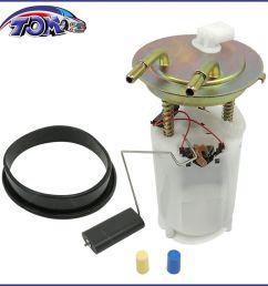 fuel gas pump sending unit module for trailblazer envoy bravada ascender [ 1296 x 1296 Pixel ]