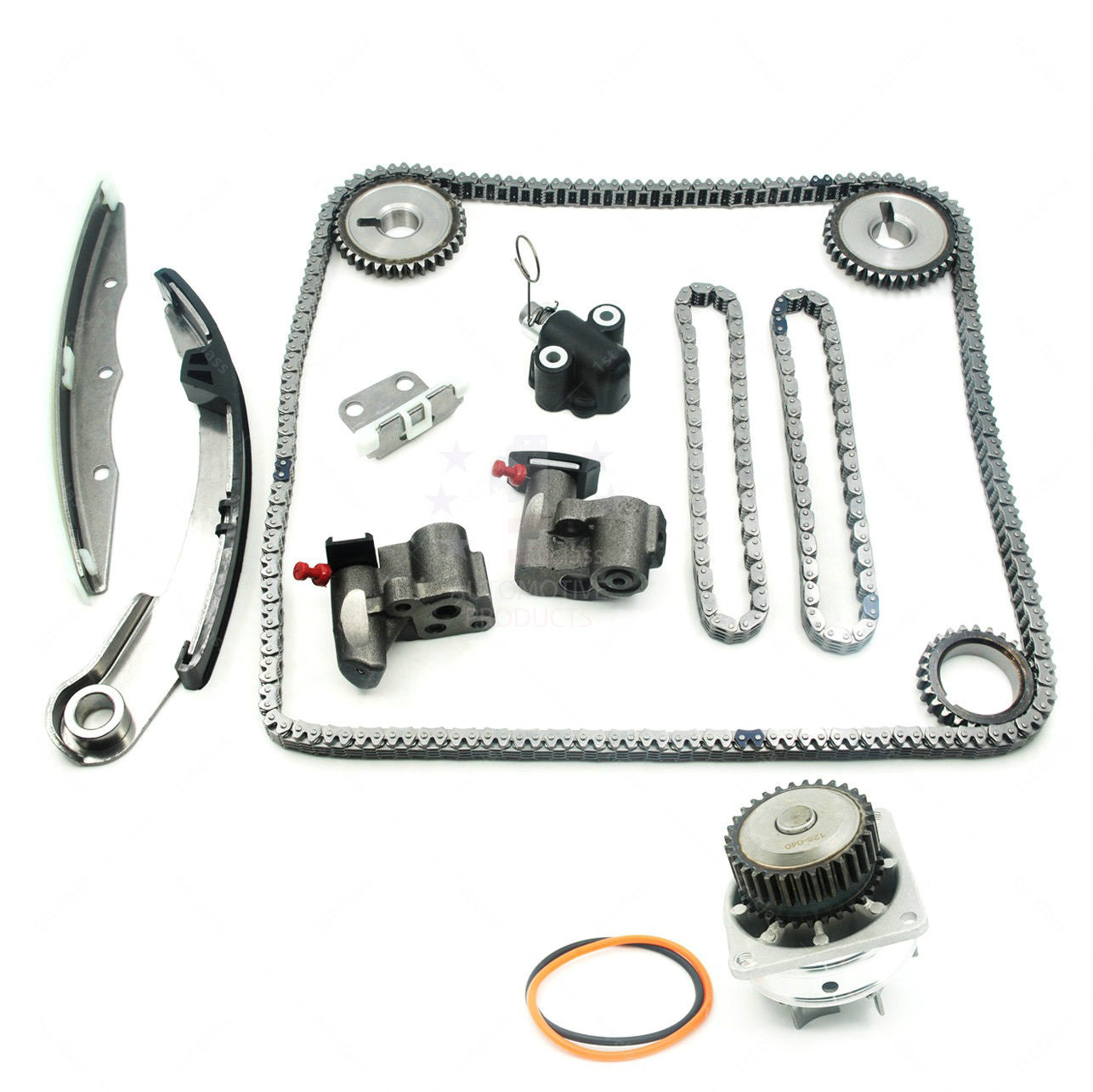 Timing Chain Water Pump Kit For 04 09 Nissan Altima Quest