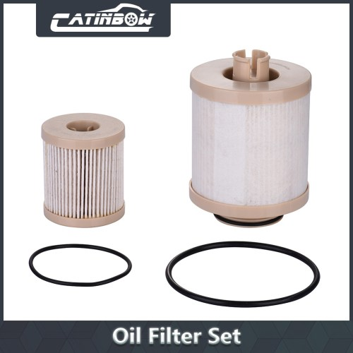 small resolution of image is loading new fuel filter diesel 6 0 for ford