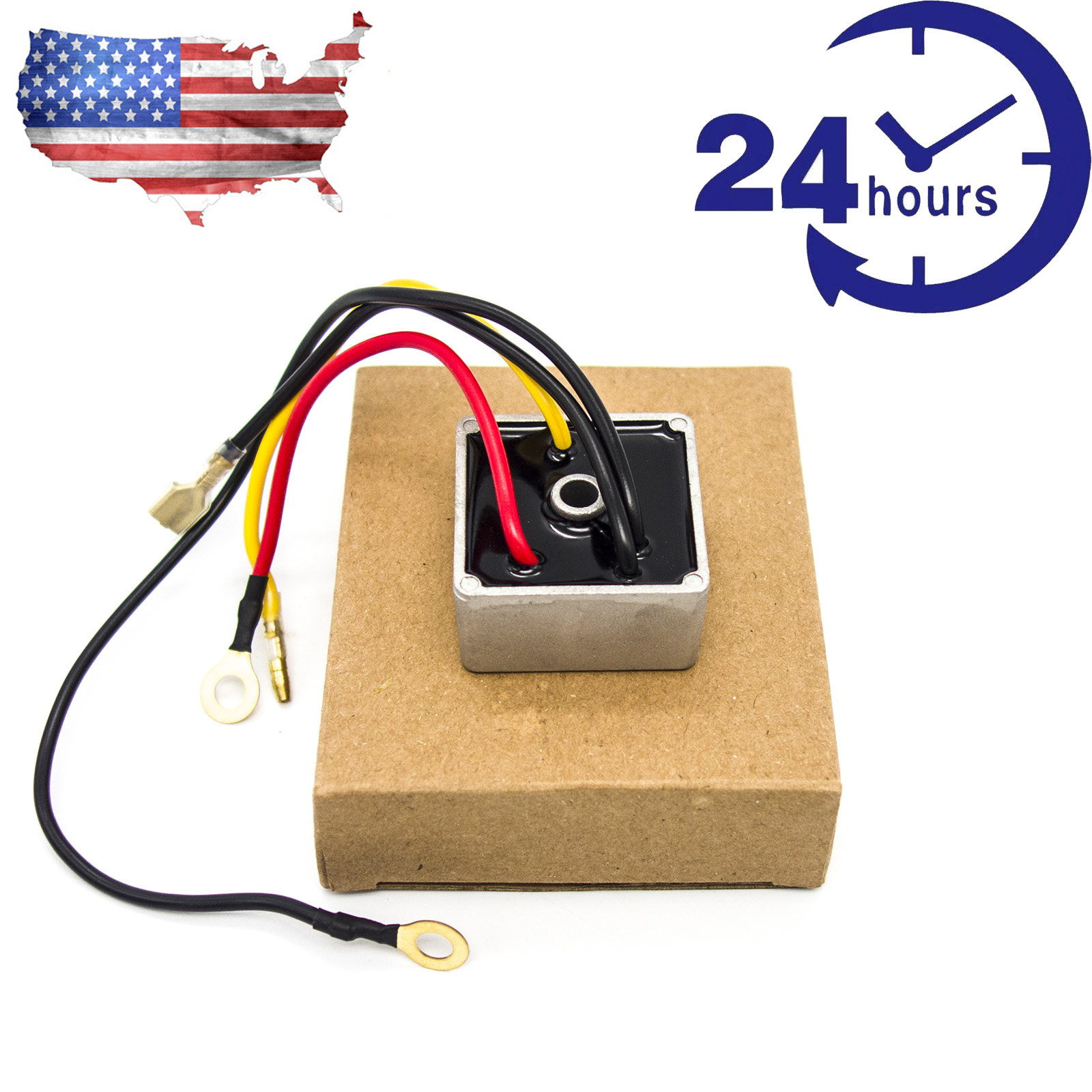 hight resolution of details about voltage regulator rectifier for golf club car 1015777 102711201 gas golf carts