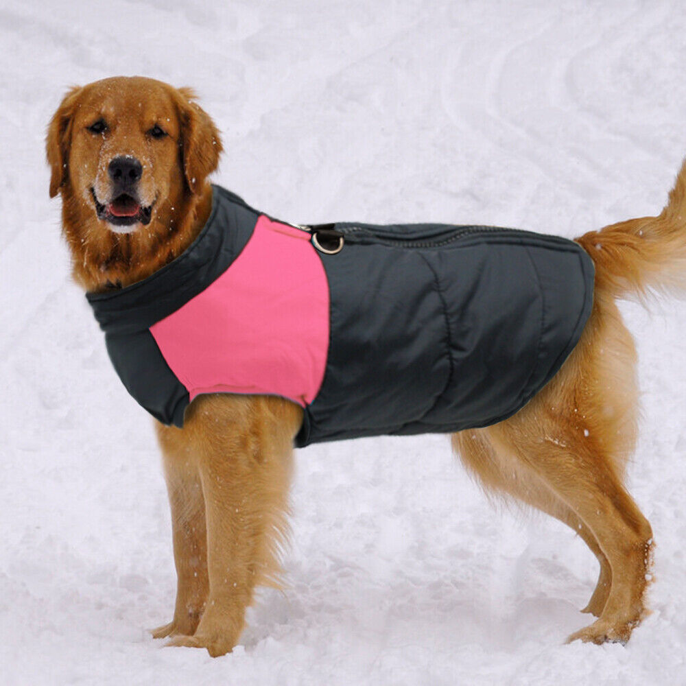 Waterproof Dog Coats Pet Puppy Cat Chihuahua Clothes Warm