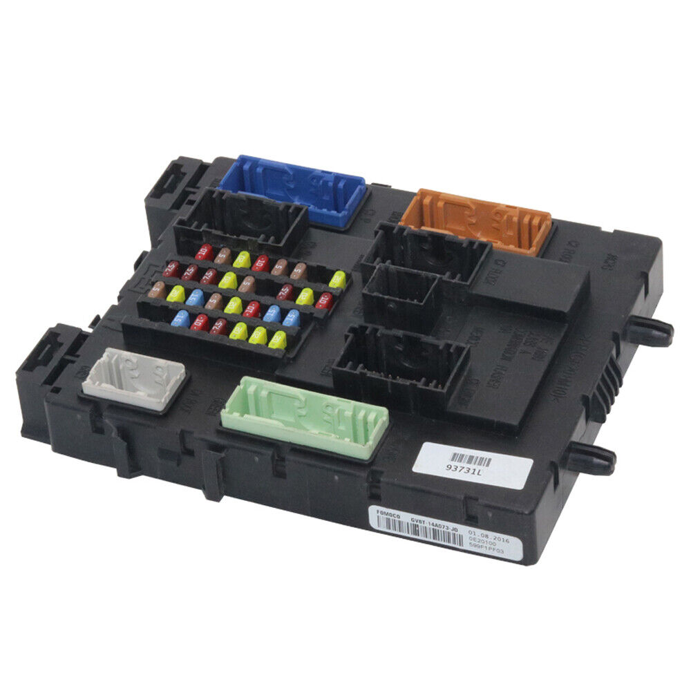 medium resolution of oem chassis body control module bcm gv6t 14a073 jd fuse box fusebox for ford