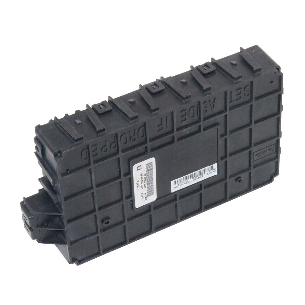 hight resolution of genuine fuse box fusebox for ford f 250 f 350 pickup oem fc3t 14b476 bb