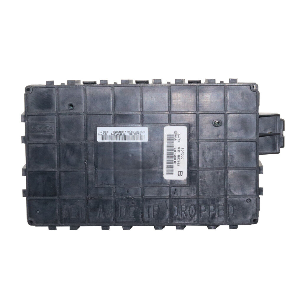 hight resolution of details about genuine fuse box body control module for ford f 250 f 350 pickup fc3t 14b476 bb