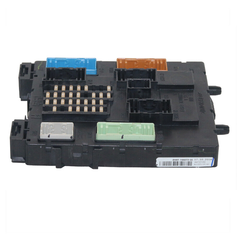 hight resolution of details about oem dv6t 14a073 ce fuse box body control module for ford escape transit connect