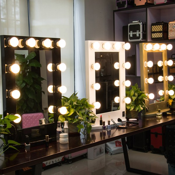 Vanity Mirror Light Hollywood Makeup Wall Mounted