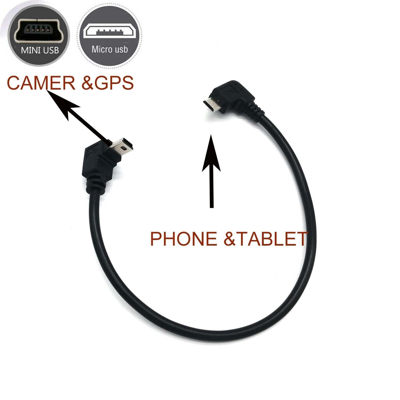 hight resolution of otg cable 5 pin mini usb sync lead for nikon d7000 d3000 d40 d40x d60 d610 gm