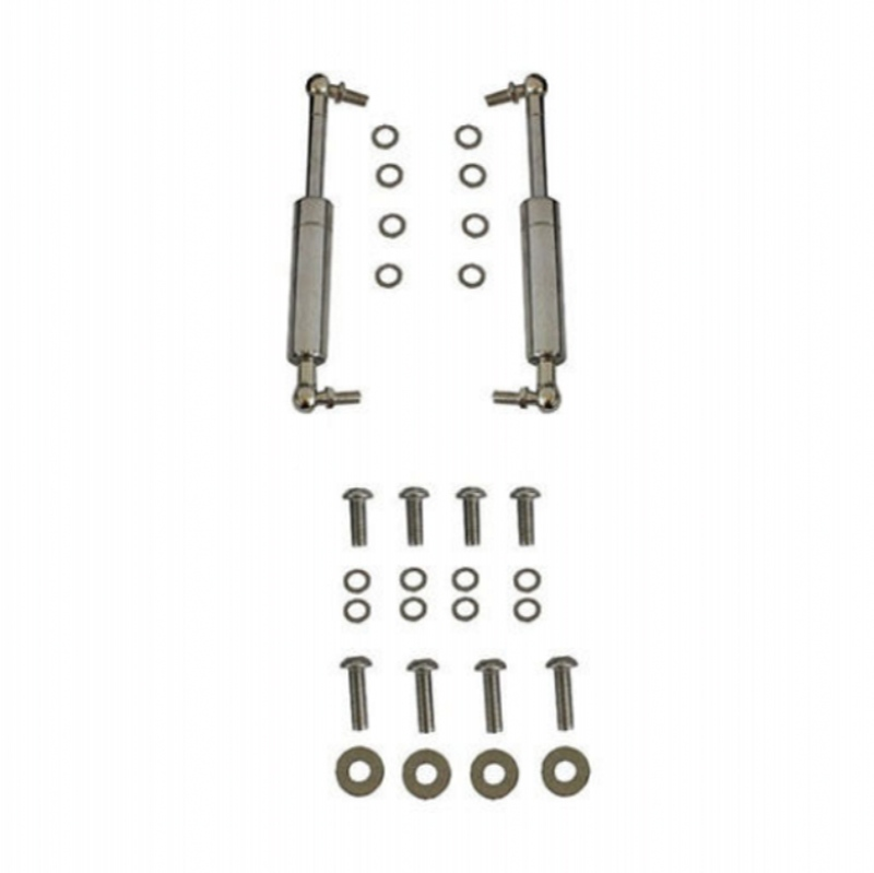 For 1967-1969 Camaro Firebird Machined Alum Hood Hinges