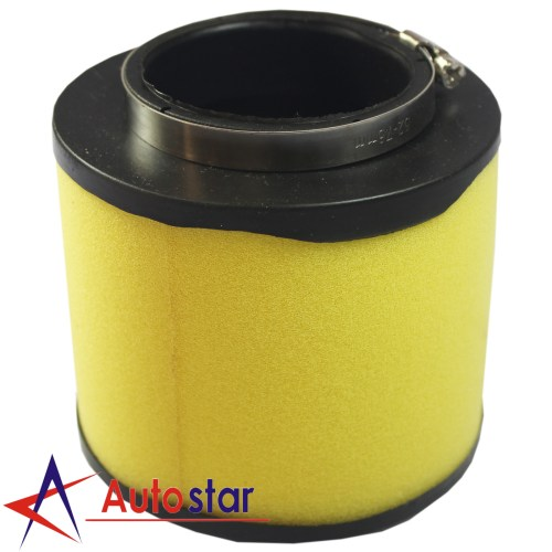 small resolution of air filter fuel oil filter with spark plug for honda foreman 400 450 rancher 350