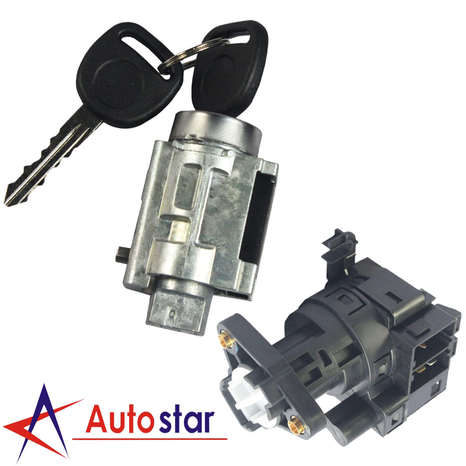 hight resolution of details about 22599340 12458191 for chevy impala classic ignition lock cylinder switch key