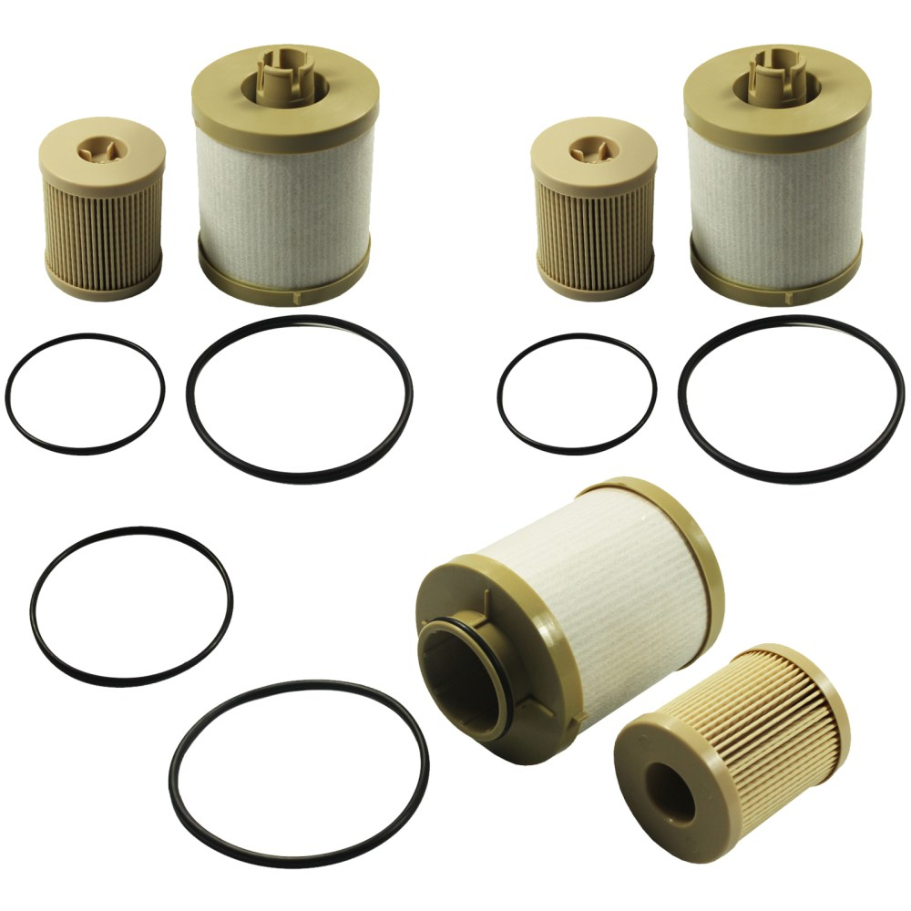 medium resolution of details about oe spec 3 fuel filters for 03 07 ford f series 6 0l powerstroke turbo diesel