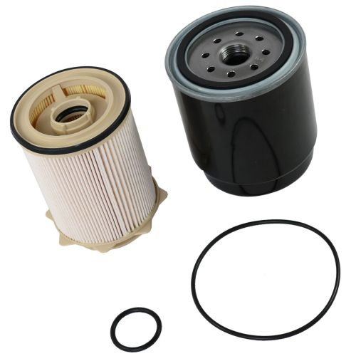 small resolution of diesel fuel filter kit for 2013 2017 dodge ram 6 7l cummins 2500 3500 4500 5500