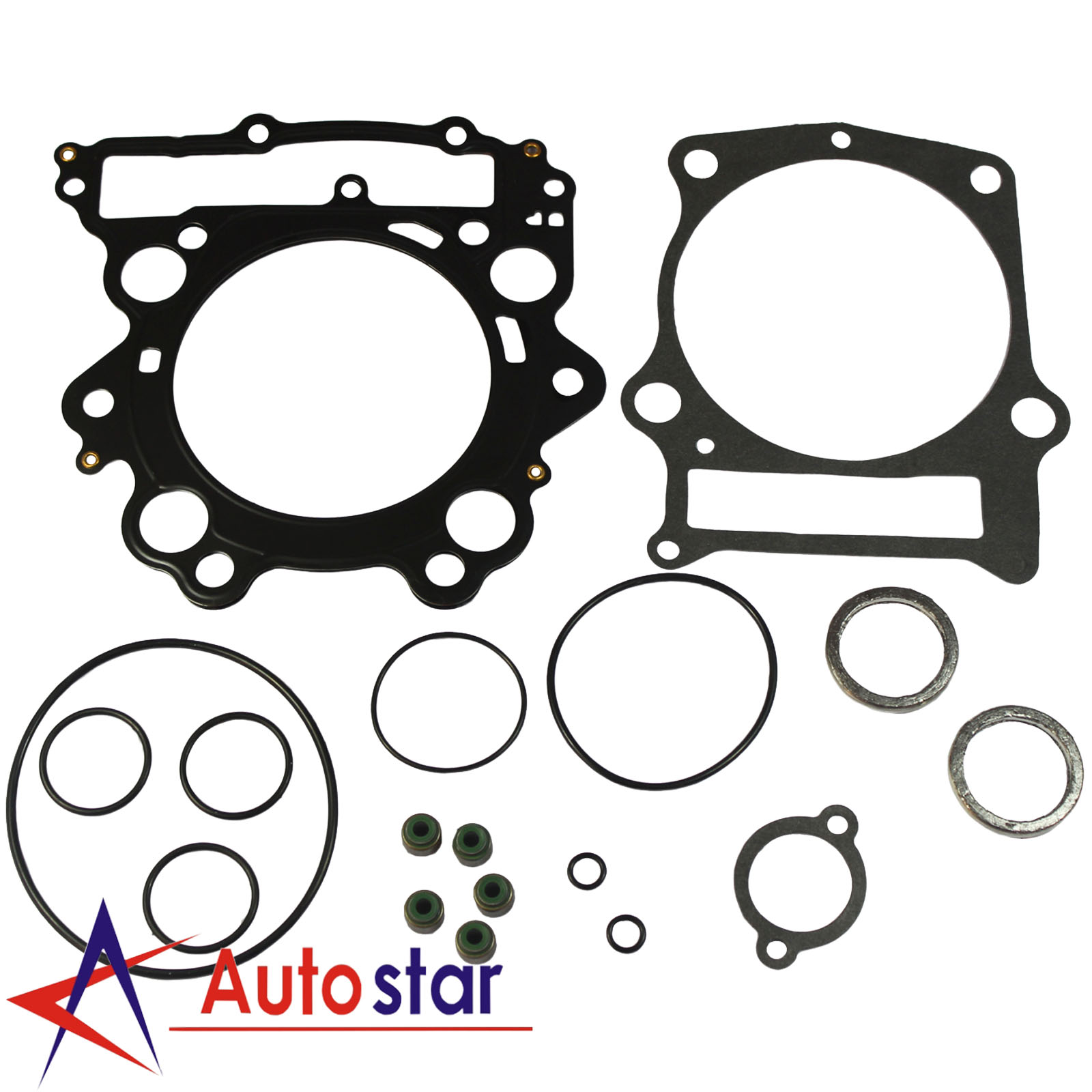 Top End Head Gasket Rebuild Kit For 04-07 Yamaha Rhino 660