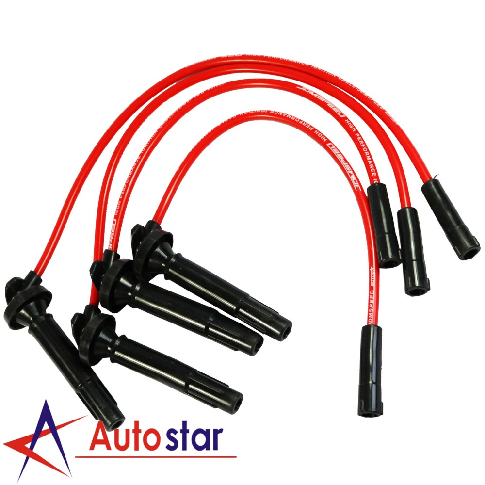 medium resolution of details about jdmspeed spark plug wires for subaru forester baja saab impreza legacy outback