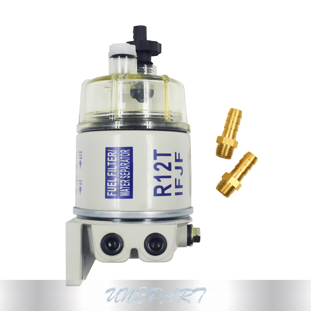 hight resolution of details about marine spin on fuel filter water separator new type of r12t for racor