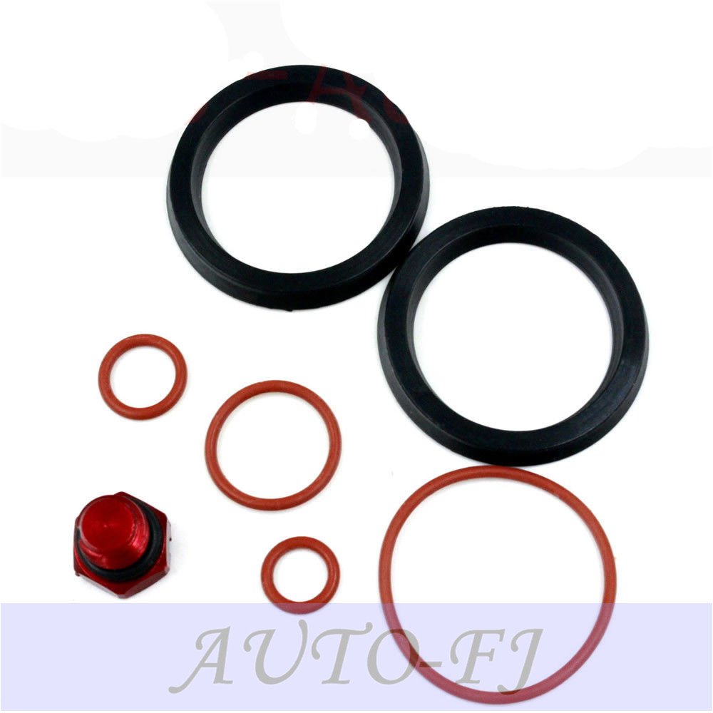 medium resolution of for duramax fuel filter head rebuild seal kit with viton o rings bleeder screw