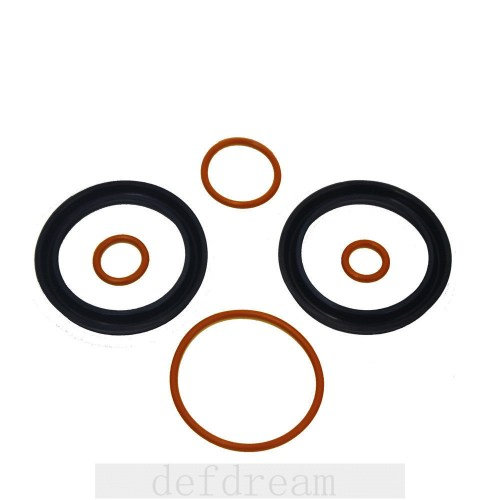 small resolution of duramax fuel filter head heater rebuild viton o rings kit 6 6l gm chevy 04 13