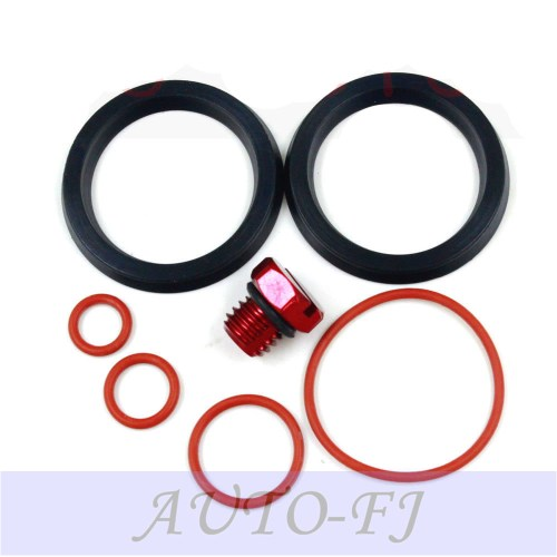 small resolution of for duramax fuel filter head rebuild seal kit with viton o rings bleeder screw