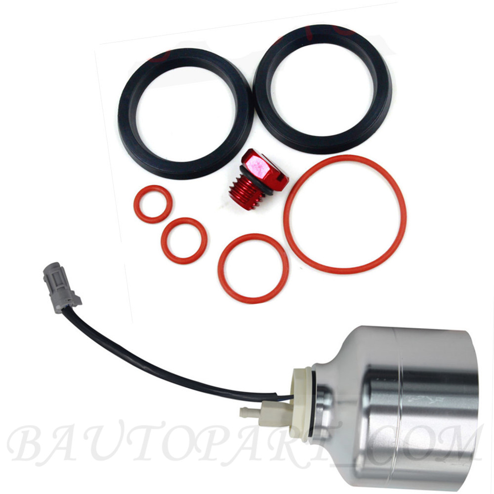 hight resolution of details about fuel filter delete kit water in fuel float sensor for duramax primer seal kit