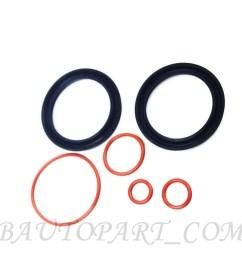duramax 6 6l v8 fuel filter head with heater 12642623 rebuild viton o rings kit [ 1000 x 1000 Pixel ]