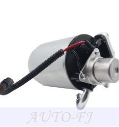 fuel filter with heater 12642623 2 bolts for gmc 2014 2013 duramax diesel engine [ 888 x 888 Pixel ]