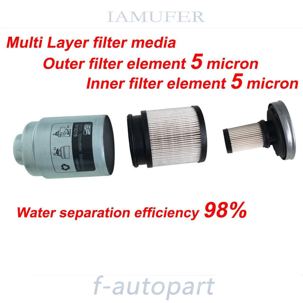 medium resolution of ifjf 12642623 fuel filter head duramax fuel filter housing rebuild kit