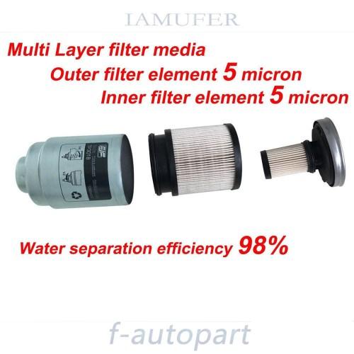 small resolution of ifjf 12642623 fuel filter head duramax fuel filter housing rebuild kit