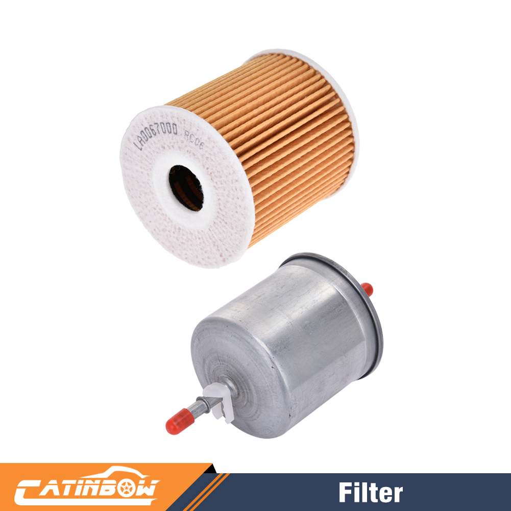 hight resolution of details about filters set oil filters fuel filters kit for volvo xc90 l5 v8 gas 2005 2006