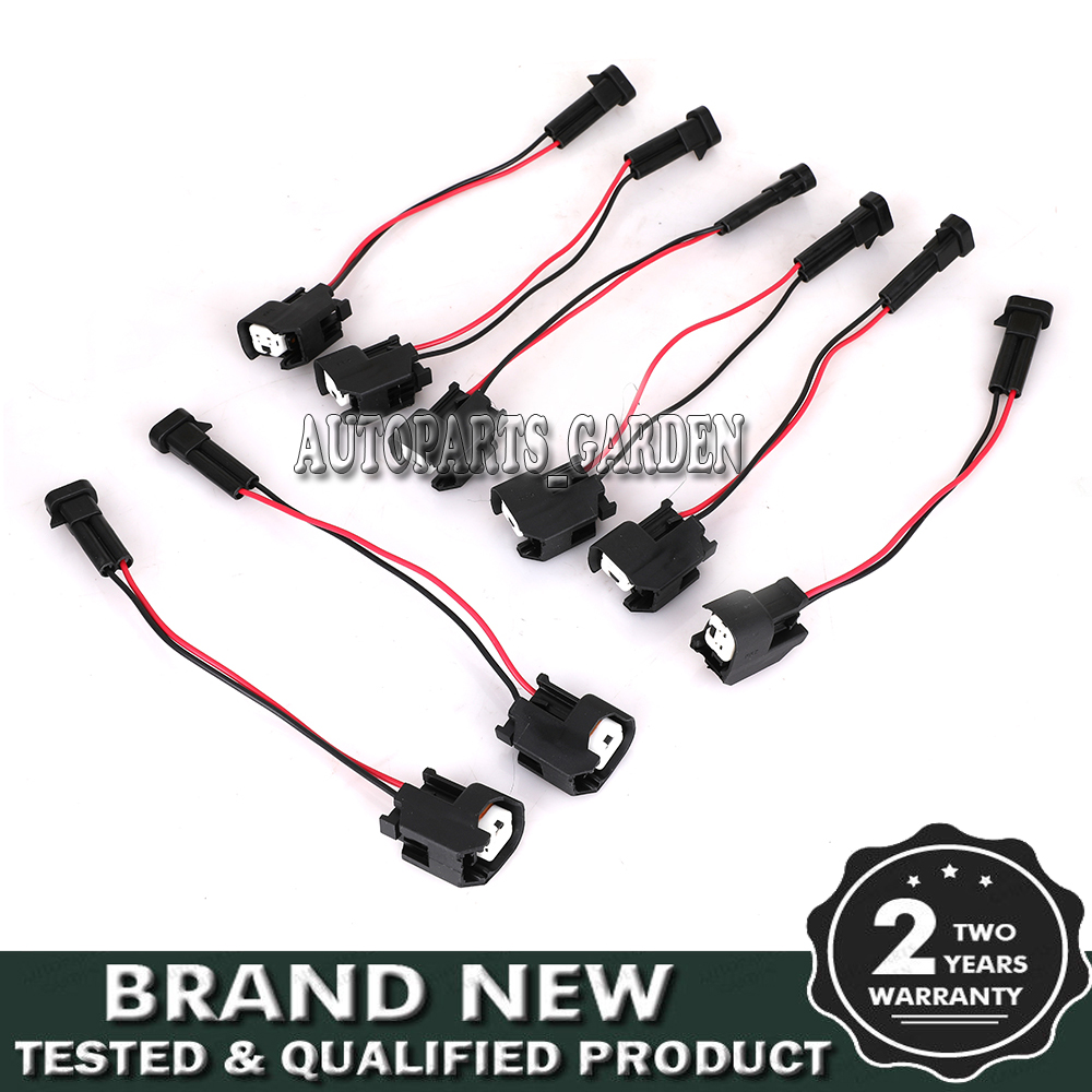 hight resolution of  lq4 lq9 4 8 5 3 6 0 delphi wire harness to ls2 ls3 ls7 ev6 injector adapters