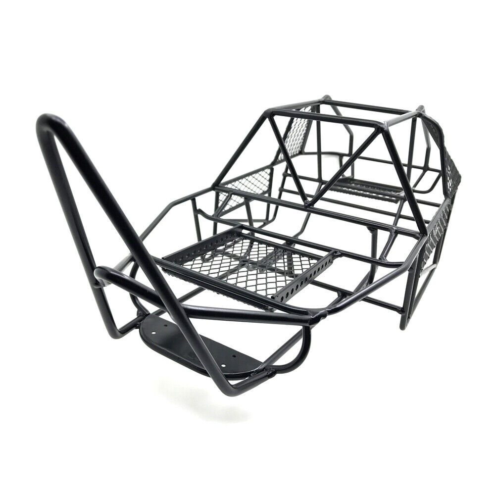 Metal Steel Frame Body Roll Cage Chassis For Axial SCX10 1