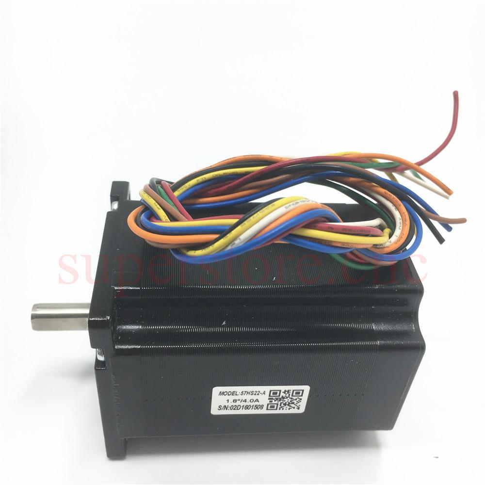 hight resolution of stepper motor leadshine 2 phase 57hs nema23 series 57hs22 a unipolar cnc wiring diagram leadshine cnc wiring