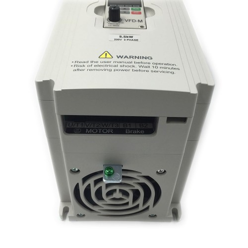 small resolution of delta inverter vfd variable frequency drive vfd055m23a 3phase