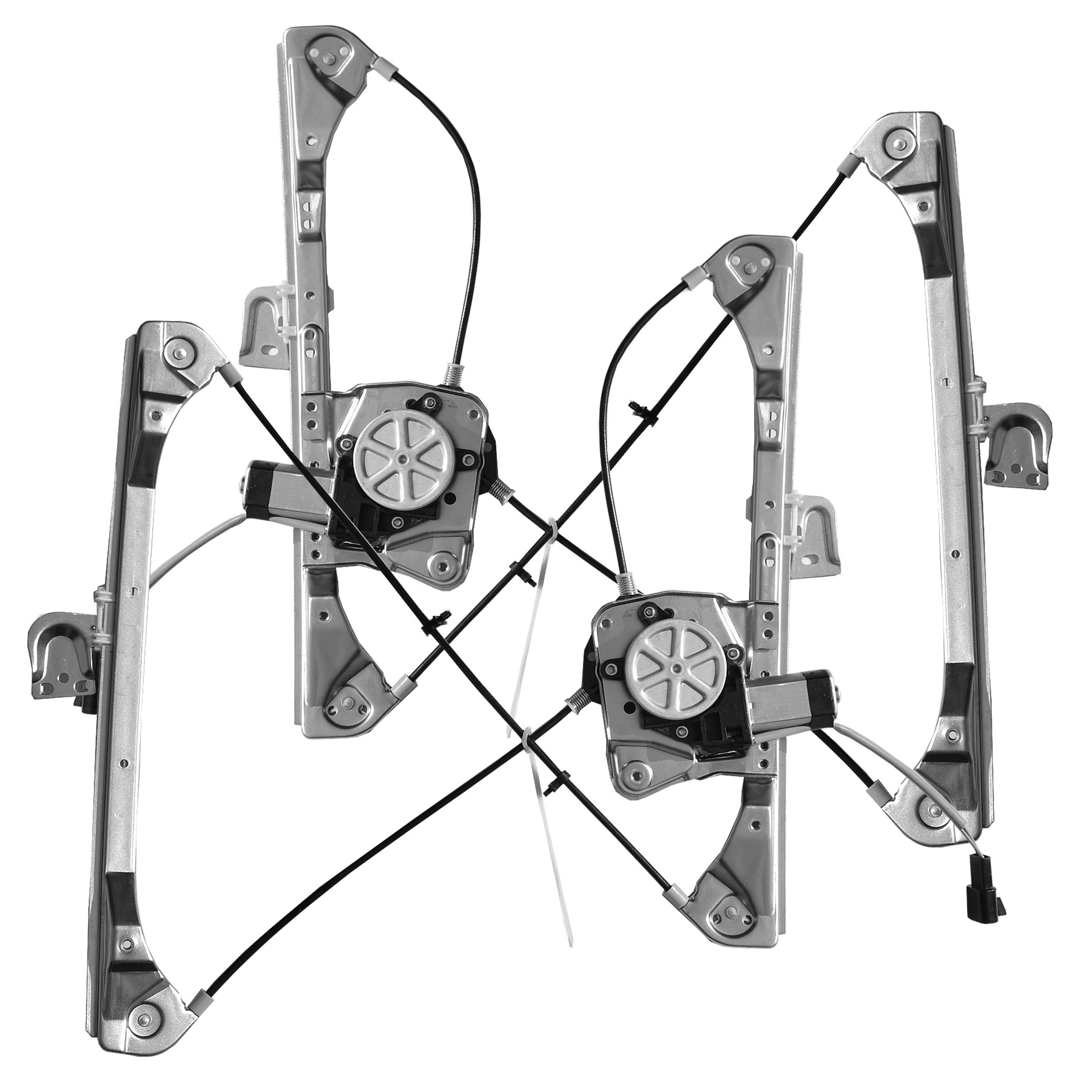 Front Left+Right Power Window Regulator Fit Jeep Grand Am