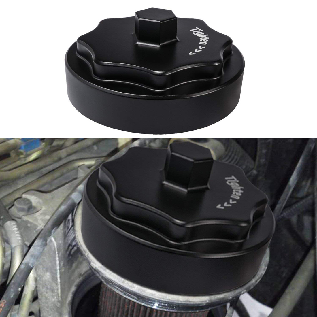 hight resolution of details about fuel filter housing cap tool for dodge ram 4500 5500 6 7l cummins diesel engine