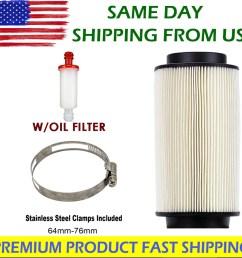 details about for polaris magnum sportsman air filter 400 500 700 800 550 850 7080595 [ 950 x 950 Pixel ]