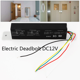 medium resolution of zinc alloy electric deadbolt strike lock for door entry access control system