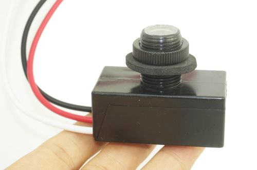 small resolution of dusk to dawn flush photocell photoeye outdoor lighting photoswitch photoresistor