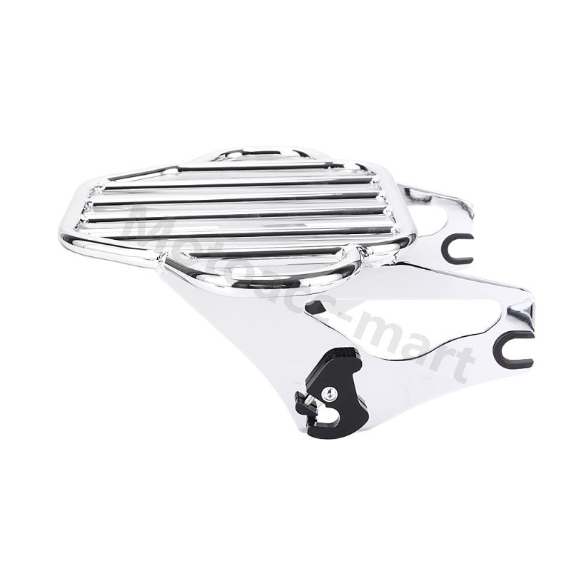 Detachable 2 Up Tour Pak Luggage Rack For Harley Touring
