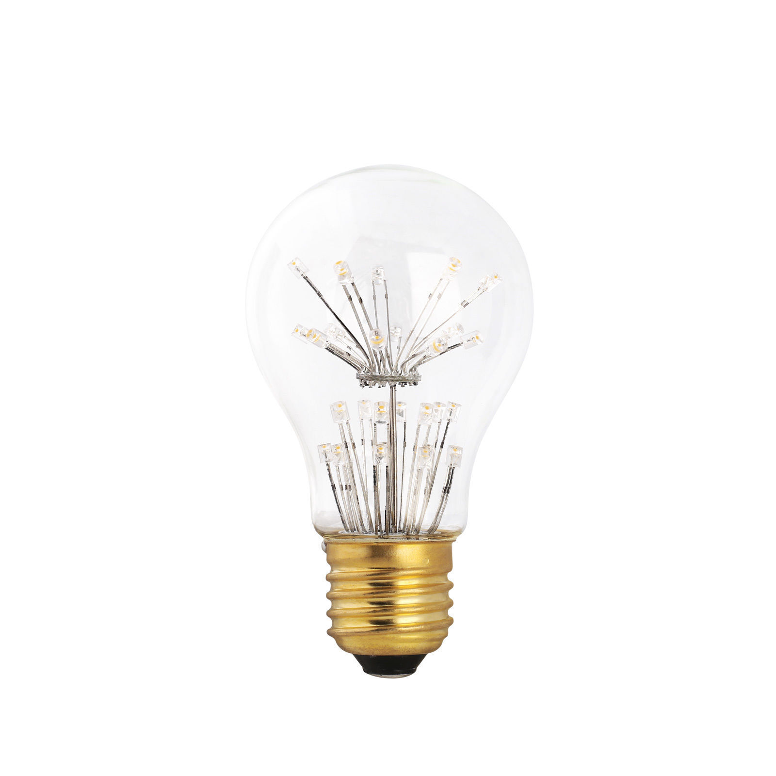 Led Filament Light Bulb E27 Edison Retro Vintage Lamps 3w