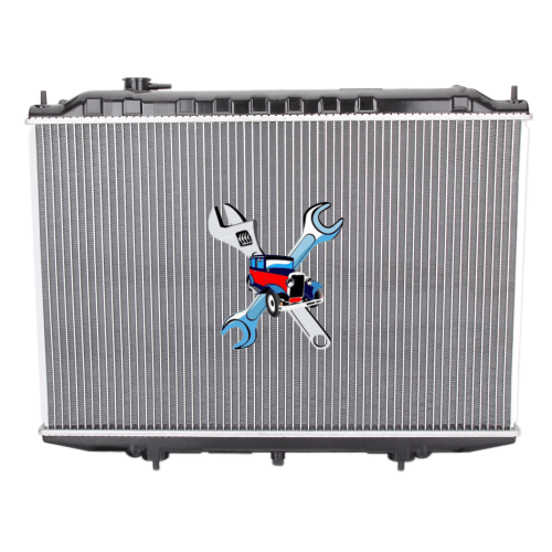 small resolution of details about premium radiator for nissan navara d22 2 5l yd25 turbo diesel 2007 manual