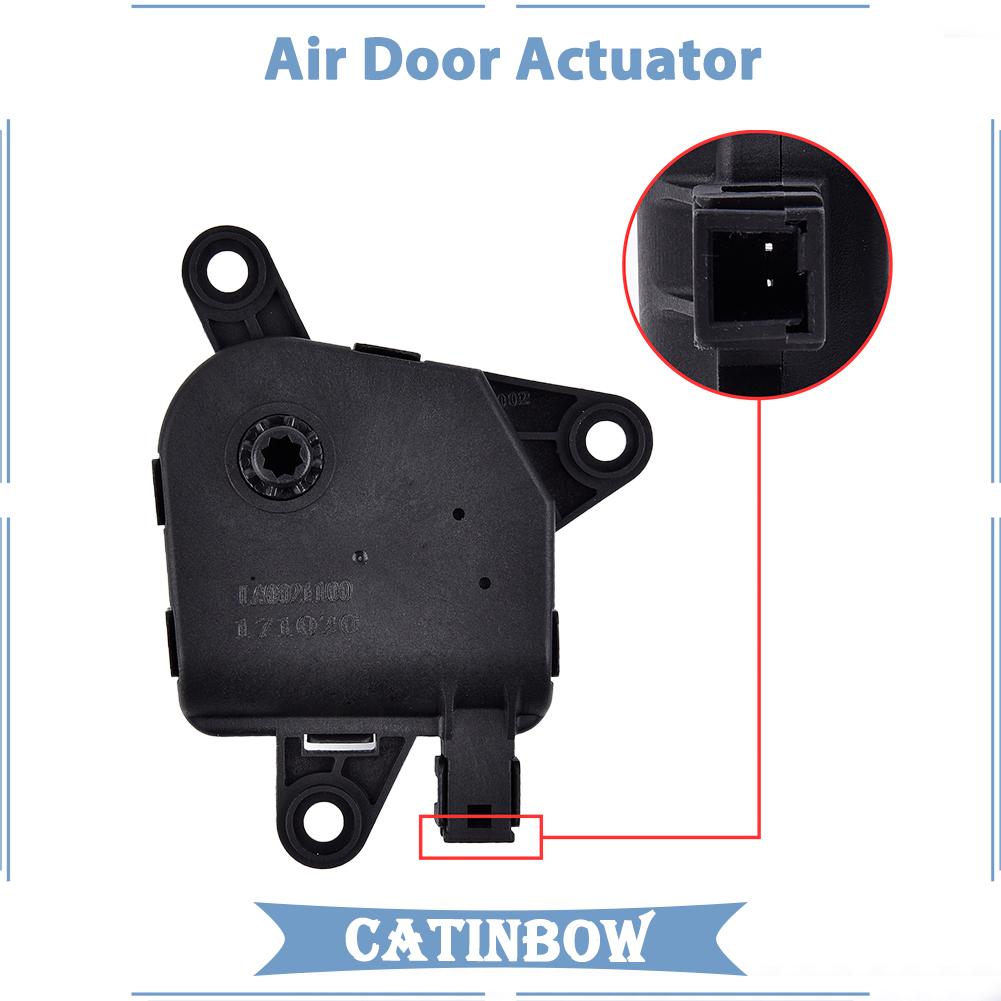 hight resolution of 604 002 hvac heater air blend door actuator for dodge ram durango chrysler aspen