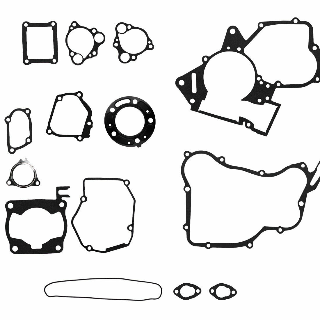 US Complete Gasket Kit Set Top And Bottom End Fits HONDA