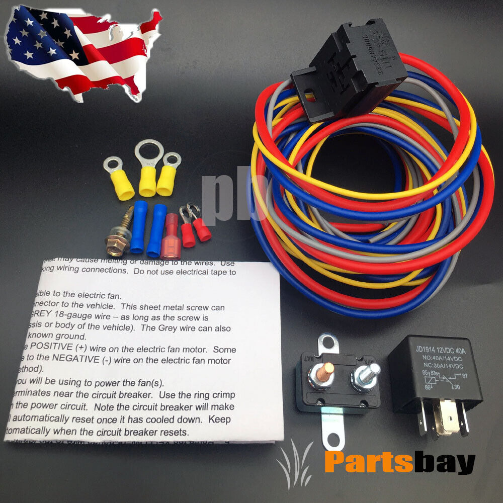 medium resolution of oem 40205g electric fuel pump harness and relay wiring kit new ebay fuel pump relay wiring harness