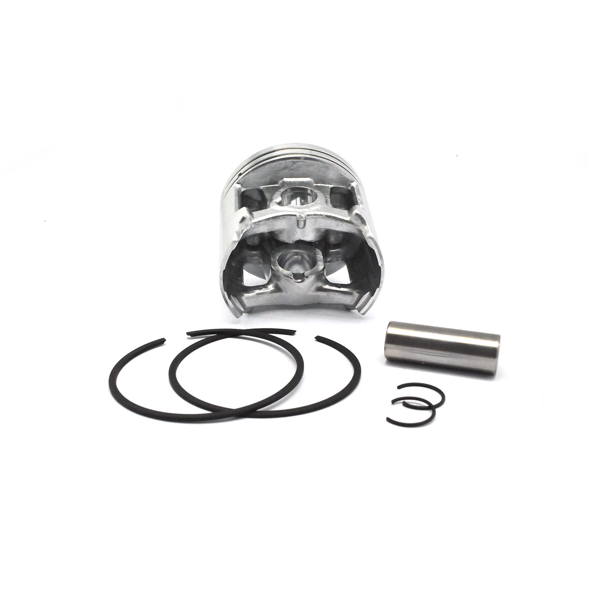 54MM Piston Kit with Rings Pin Needle Cage Bearing for
